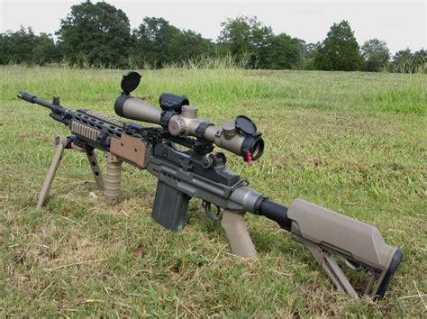 M21 Ebr Sniper Rifle
