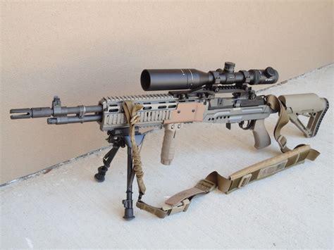 M21 Ebr Sniper Rifle Wikipedia