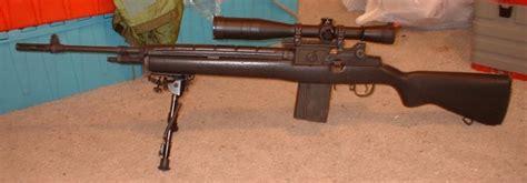 M21 M25 Sniper Rifles
