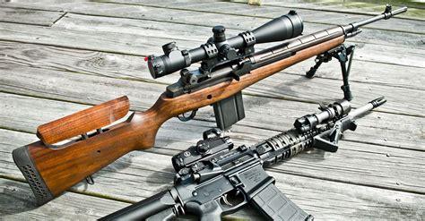M21 Sniper Rifle Pics