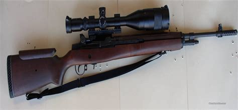 M21 Sniper Rifle Stock