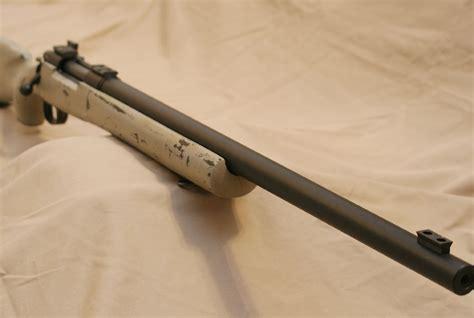M24 Rifle Barrel Contour