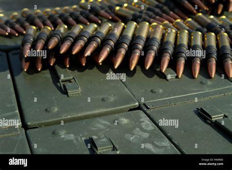 M240b Machine Gun Ammo