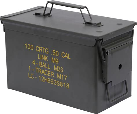 M2a1 Ammo Can Capacity
