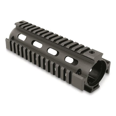 M4 Ar15 6 5 Carbine Dropin Quad Rail Handguard