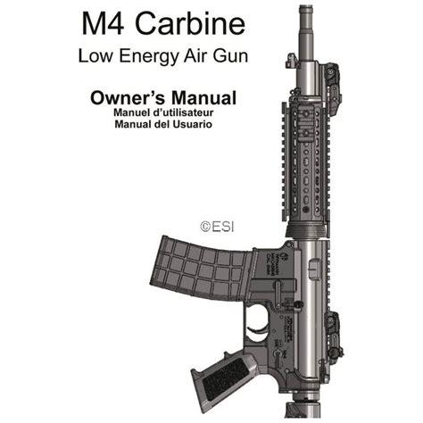 M4 Carbine Manual Pdf