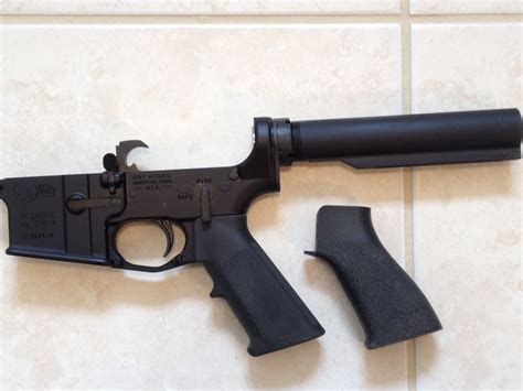 M4 Carbine Marked Lower