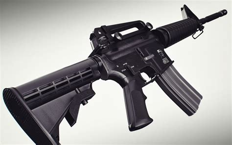 M4 Carbine Military Assault Rifle