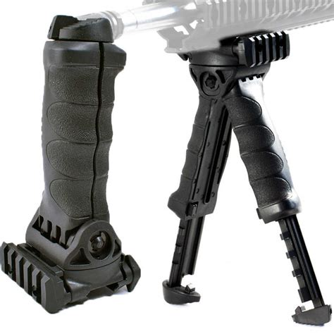 M4 Grip With Bipod