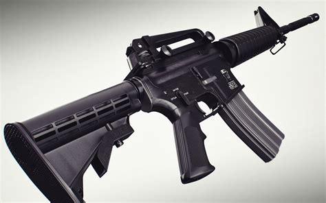 Rifle M4 Rifle.