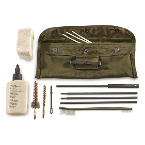 M4 Weapons Cleaning Kit