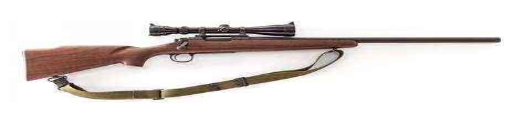 M40 Remington Sniper Rifle