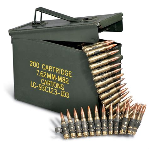 M60 Ammo Cans