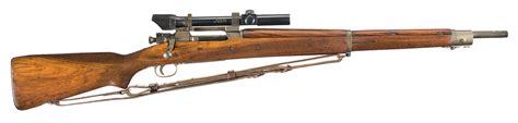 M82 Scope 1903a4 Sniper Rifle