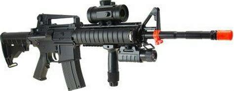 M83 Electric Airsoft Rifle Heavyweight Aeg Review