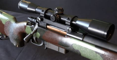 M85 Sniper Rifle