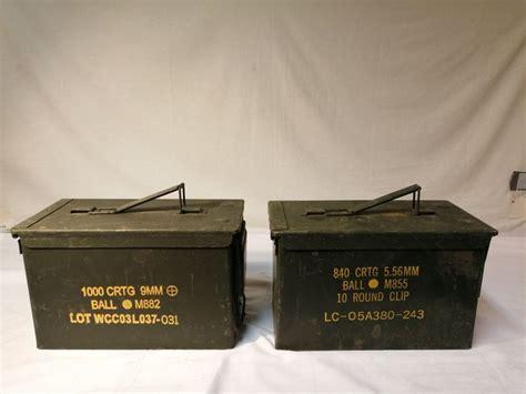 M882 Ammo Box