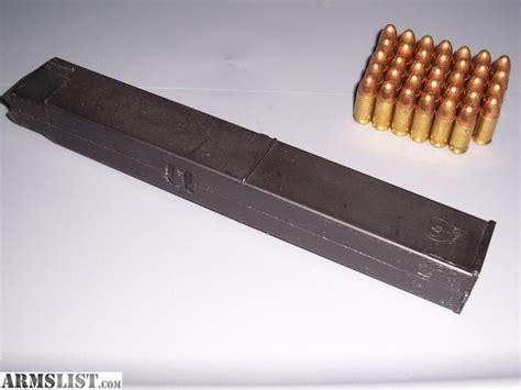 Mac 11 9mm Ammo