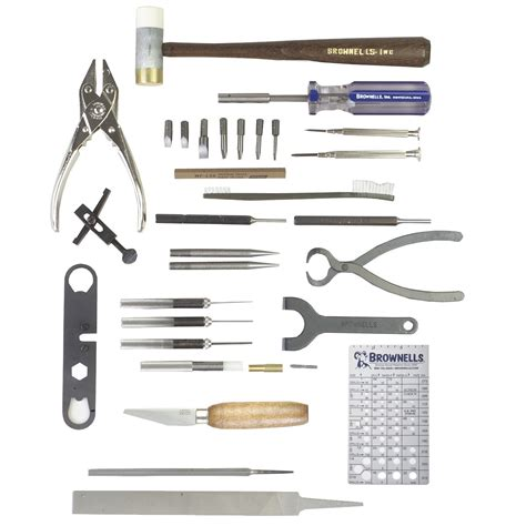 Machinist Accessories General Gunsmith Tools At Brownells