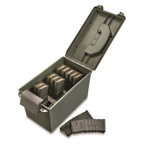 Mag Holder Ammo Can