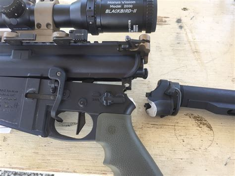 Mag Tactical Ar15 Lower Receiver
