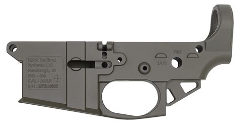 Mag Tactical Systems Mgg4 Ar15 Stripped Lower Receiver