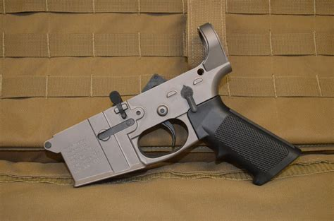 Mag Tactical Ultra-lightweight Ar-15 Stripped Lower Receiver
