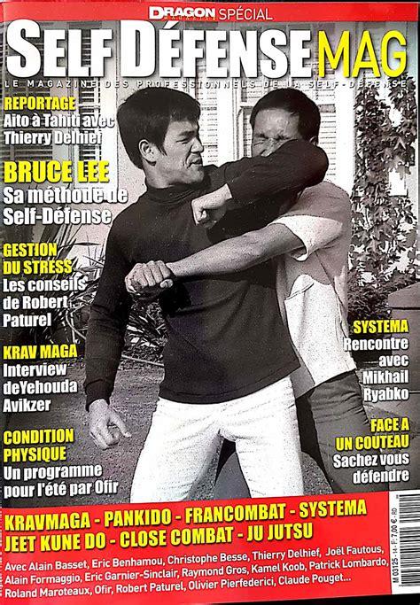 Magazine Articles On Self Defense
