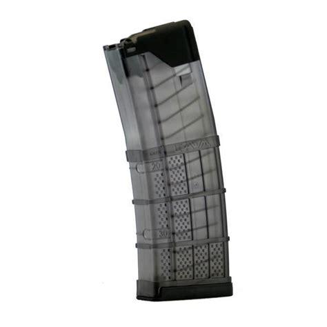 Magazine Translucent 30rd 223556 Systems L5awm Lancer Smoke Polymer 5pack Ar15 Gray