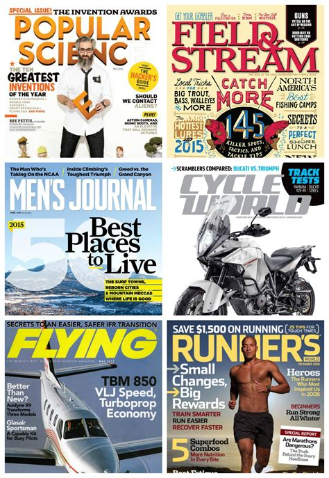 Magazine subscriptions offers Image