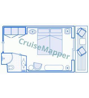 Magellan Ship Cabin Plan