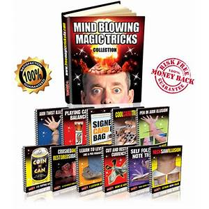 Magic tricks exposed! mind blowing magic collection specials