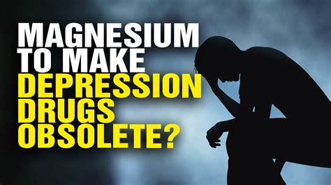 Magnesium For Depression A Cure For Depression Using