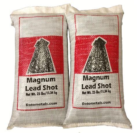 Magnum Lead Shot