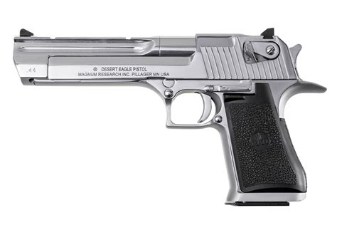 Magnum Research Desert Eagle 6in 44 Magnum Brushed Chrome