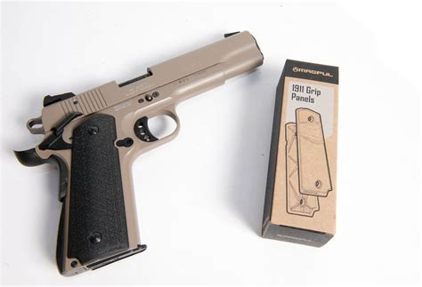 Magpul 1911 Grips Review