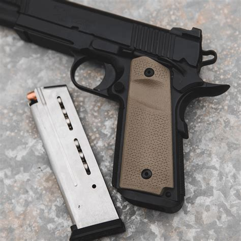 Magpul 1911 Tsp Grips Review