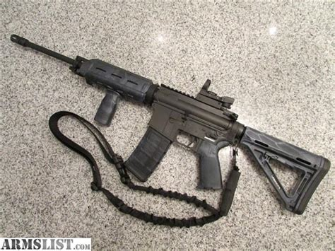 Magpul Accessories For Bushmaster Carbon 15