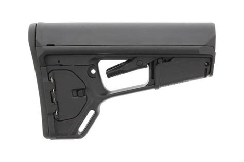 Magpul Acsl Stock Buffer Assembly 136 And Magpul Afg2 Angled Fore Grip 1913 Picatinny Mag414