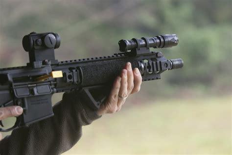 Magpul Afg Sbr And Magpul Ak Pistol Grip Plum