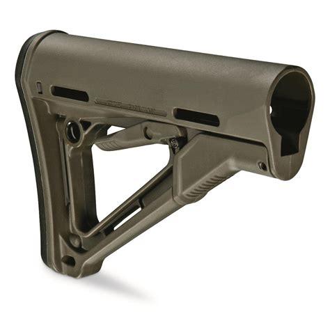 Magpul AR-15 Stocks - Cheaper Than Dirt