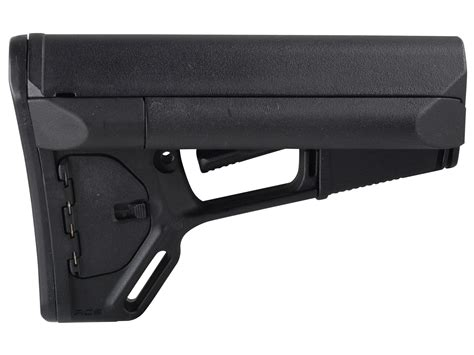 Magpul Ar15 Acsl Stock Collapsible Commercial Ar15 Acsl Stock Collapsible Commercial Blk