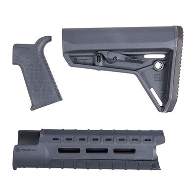 Magpul Ar15 Moe Sl Furniture Set Mlok Polymer Brownells And 65 Carbide Front Sight Dovetail Cutter Brownells It