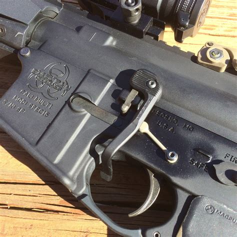 Magpul B A D Lever Battery Assist Device Ar15 M16 Mag980 And Magpul Builds