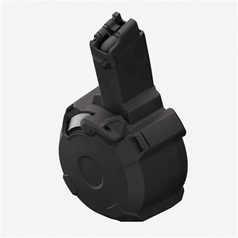 Magpul D-60 AR-15 Drum Magazines The Best Improved Capacity AR-15 Magazine