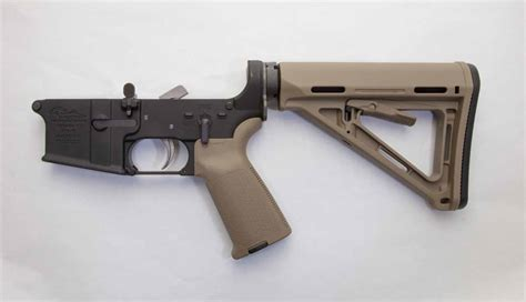 Magpul Fde Complete Lower