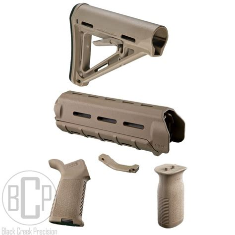 Magpul Fde Furniture Kit And Accurate International