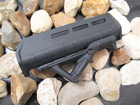 Magpul Forend Mossberg 500 Install