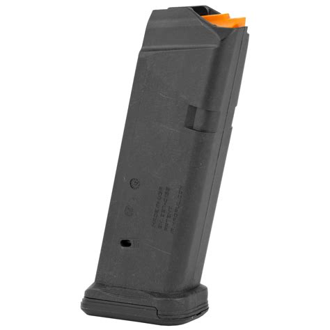 Magpul Glock 19 9mm Magazine Mag550blk And Galco Glock 19 Leather Magazine Pouch