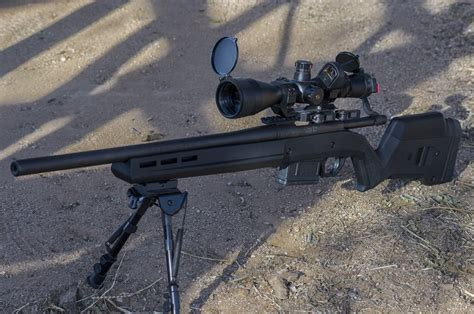 Magpul Hunter 700 Stock Features Install